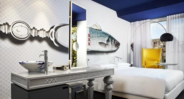Dove dormire ad amsterdam for Appartamenti amsterdam centro