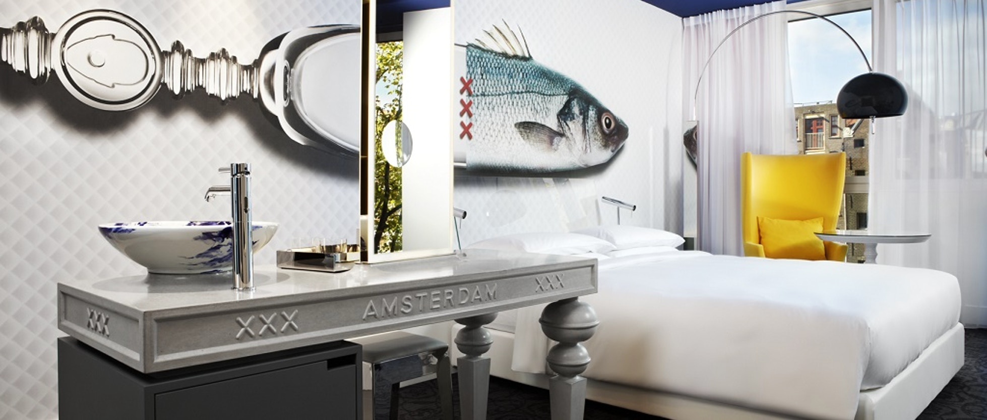 10 Design Hotel ad Amsterdam | VIVI Amsterdam