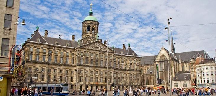 De dam la piazza pi famosa di amsterdam for Hotel amsterdam economici piazza dam