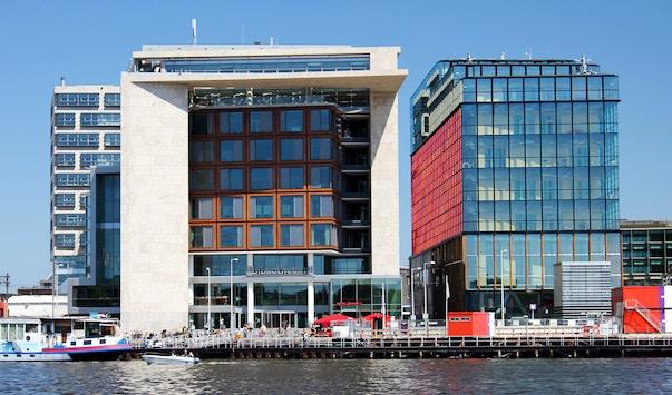 Biblioteca Pubblica Di Amsterdam Informazioni E Orari