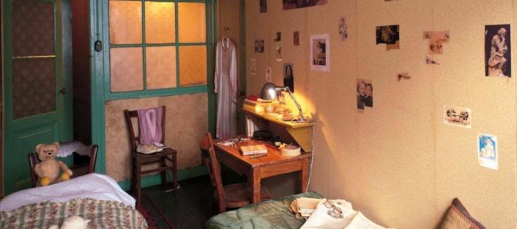 Prenota il walking tour di 2 ore sulla storia di Anna Frank