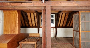 Casa Anna Frank Soffitta