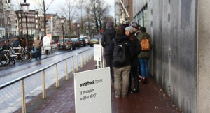 Casa Anna Frank ingresso
