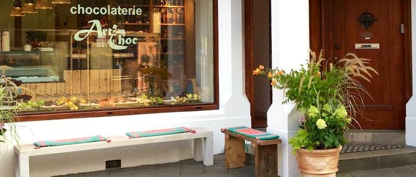 Guida alle migliori cioccolaterie di amsterdam vivi for Amsterdam migliori ristoranti