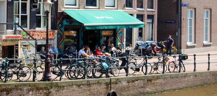 Visita e prova i migliori coffee shop di Amsterdam con l'entusiasmante Ganja Tour