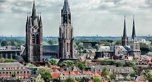 Delft Skyline pixabay