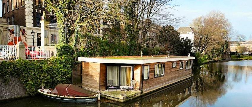 Houseboats le case galleggianti di amsterdam vivi amsterdam for Case galleggianti amsterdam