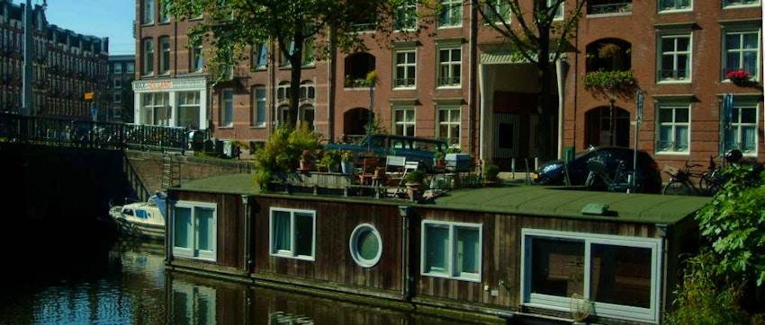 dove affittare una houseboat ad amsterdam vivi amsterdam