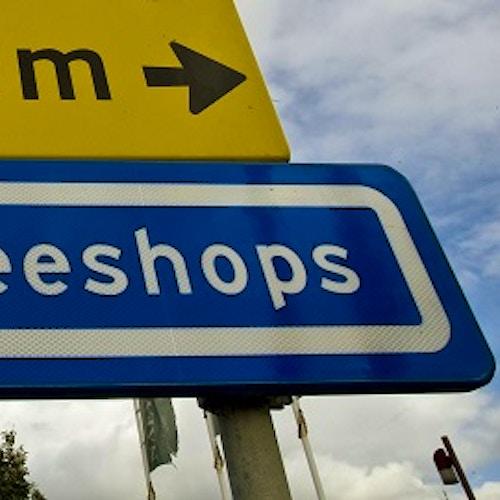 Coffee Shop E Smart Shop Di Amsterdam
