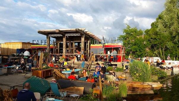 I Migliori Locali Con Terrazza Sui Canali Di Amsterdam