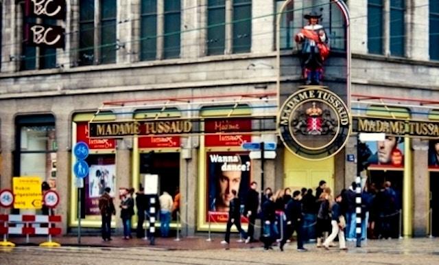 Madame tussauds il museo delle cere di amsterdam vivi for Ostelli economici ad amsterdam