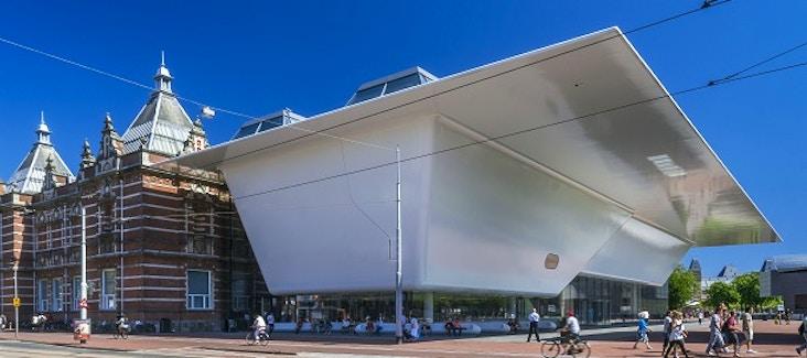 Prenota i biglietti salta la coda per il Museo Stedelijk con audioguida in italiano