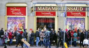 Madame Tussaud Amsterdam top