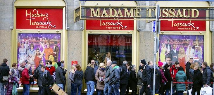 Prenota online i biglietti con ingresso prioritario per Madame Tussauds
