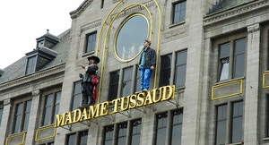 Madame Tussaud Amsterdam billandkent flickr