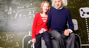 Madame Tussauds Einstein