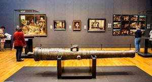 Rijksmuseum Cannone