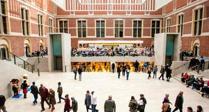 Rijksmuseum Cortile