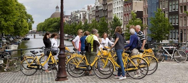 Prenota ora un Tour in Bicicletta di Amsterdam