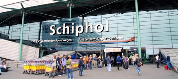 Prenota ora il transfer di andata e ritorno da Schiphol ad Amsterdam Centrale