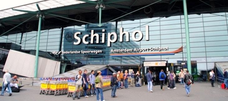Amsterdam schiphol arrivare dall 39 aeroporto in centro for Hotel centrali ad amsterdam
