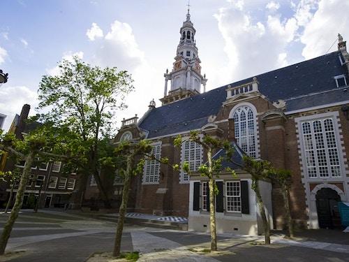 Oude kerk la chiesa vecchia di amsterdam for Alloggi amsterdam consigli