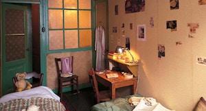 Casa Anna Frank Cameretta