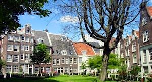 begijnhof giardino segreto Amsterdam