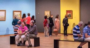 Van Gogh Museum Visitatori