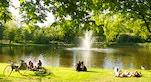 Vondelpark fontijn 2