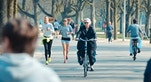 vondelpark jogging
