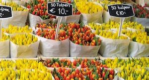 Bloemenmarkt Banchi di fiori foto jimderda via flickr
