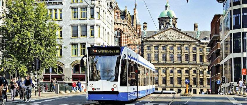 Trasporti pubblici come muoversi ad amsterdam for B b ad amsterdam centro