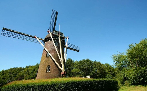 Dormire in un mulino a vento: da Zaanse Schans a Schiedam