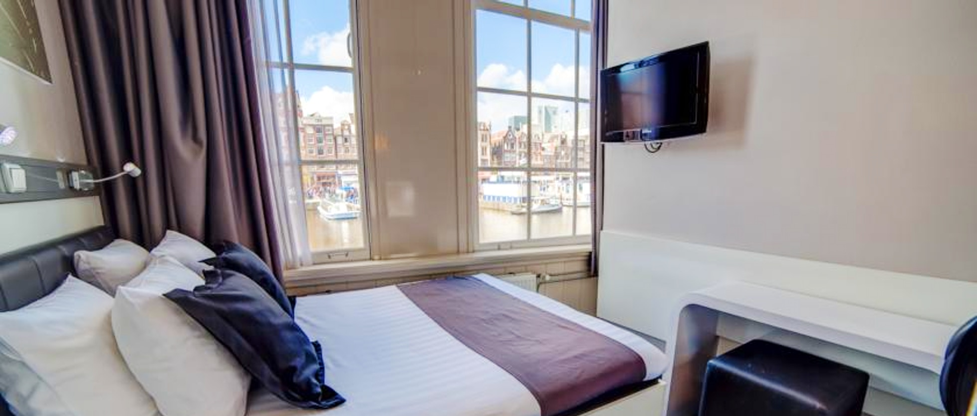 8 hotel gay friendly al centro di amsterdam for Dove dormire a amsterdam