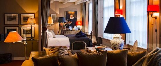 Vivi amsterdam una guida di viaggio vivi city for Hotel centrali ad amsterdam