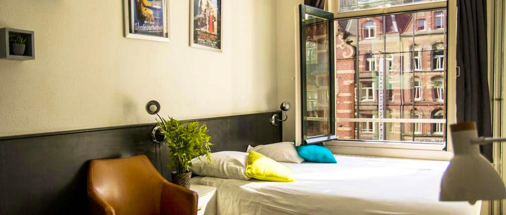 10 hotel low cost ad amsterdam vivi amsterdam for B b ad amsterdam centro