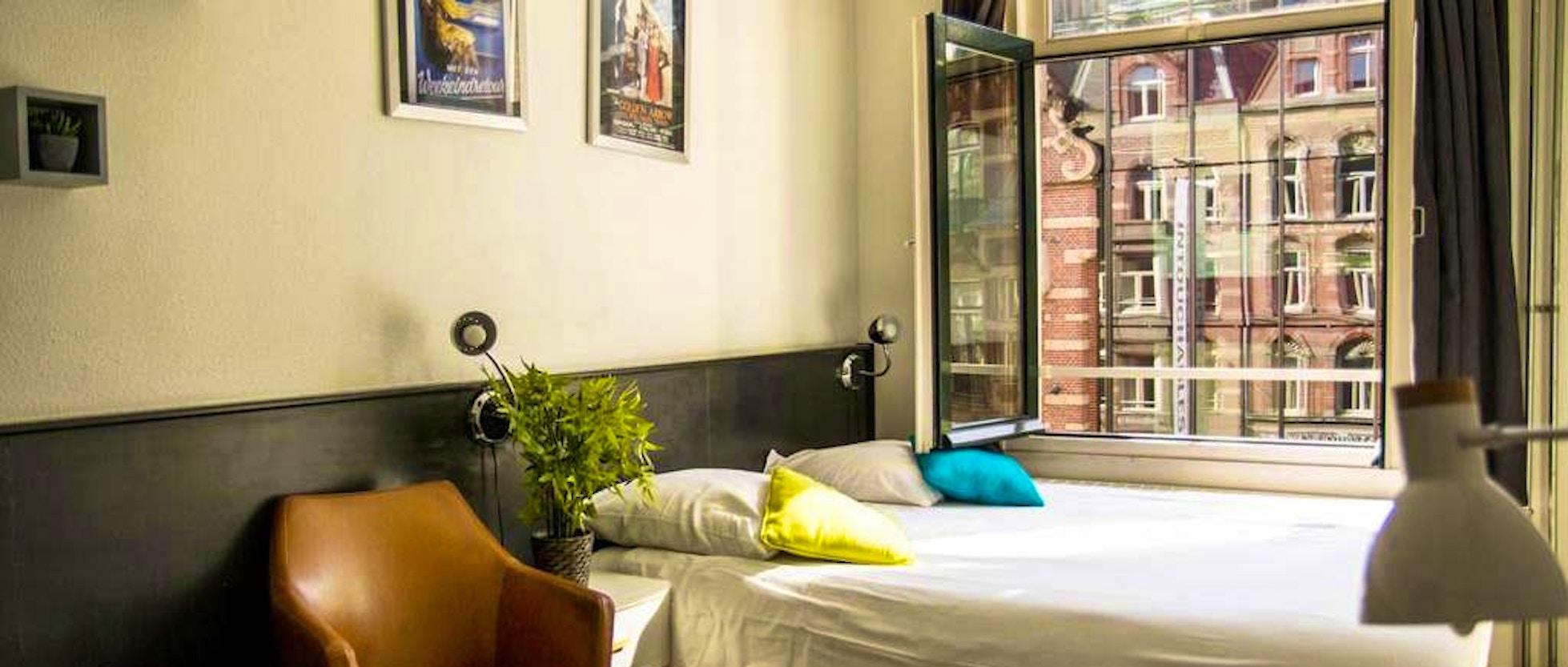 10 hotel low cost ad amsterdam vivi amsterdam for Appartamenti amsterdam centro low cost