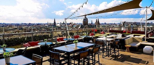 I Migliori Locali Di Amsterdam Con Terrazza Panoramica