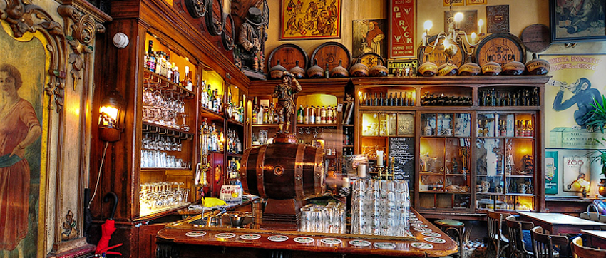 Alla scoperta dei bruin caf i pub tipici di amsterdam for Amsterdam migliori ristoranti