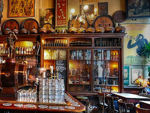 Karpershoek il pub pi vecchio di amsterdam vivi amsterdam for Amsterdam mangiare