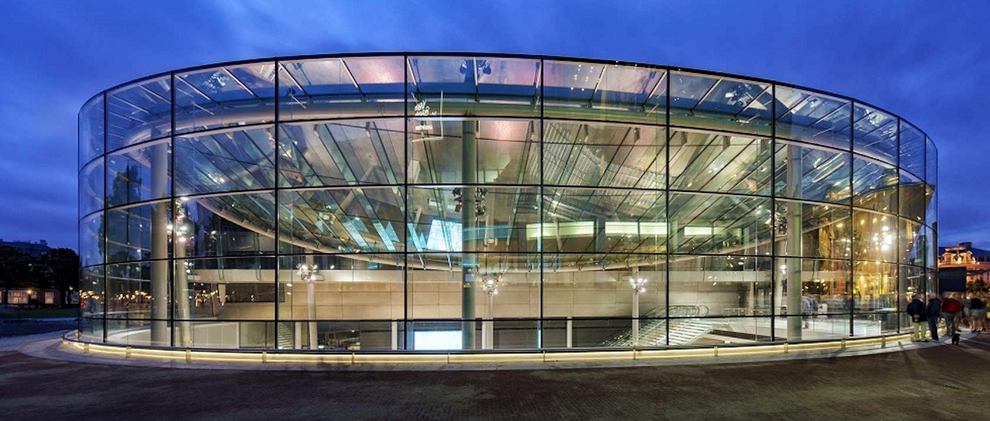 Inaugurato nuovo ingresso del van gogh museum for B b ad amsterdam centro