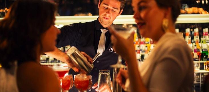 Prenota ora l'Esperienza House of Bols con cocktail in omaggio