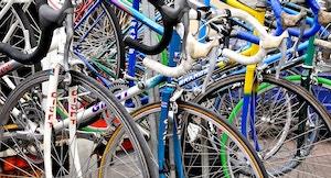 Waterlooplein market Bici usate