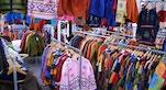 Waterlooplein market Stand abiti