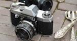 Waterlooplein market macchine fotografiche