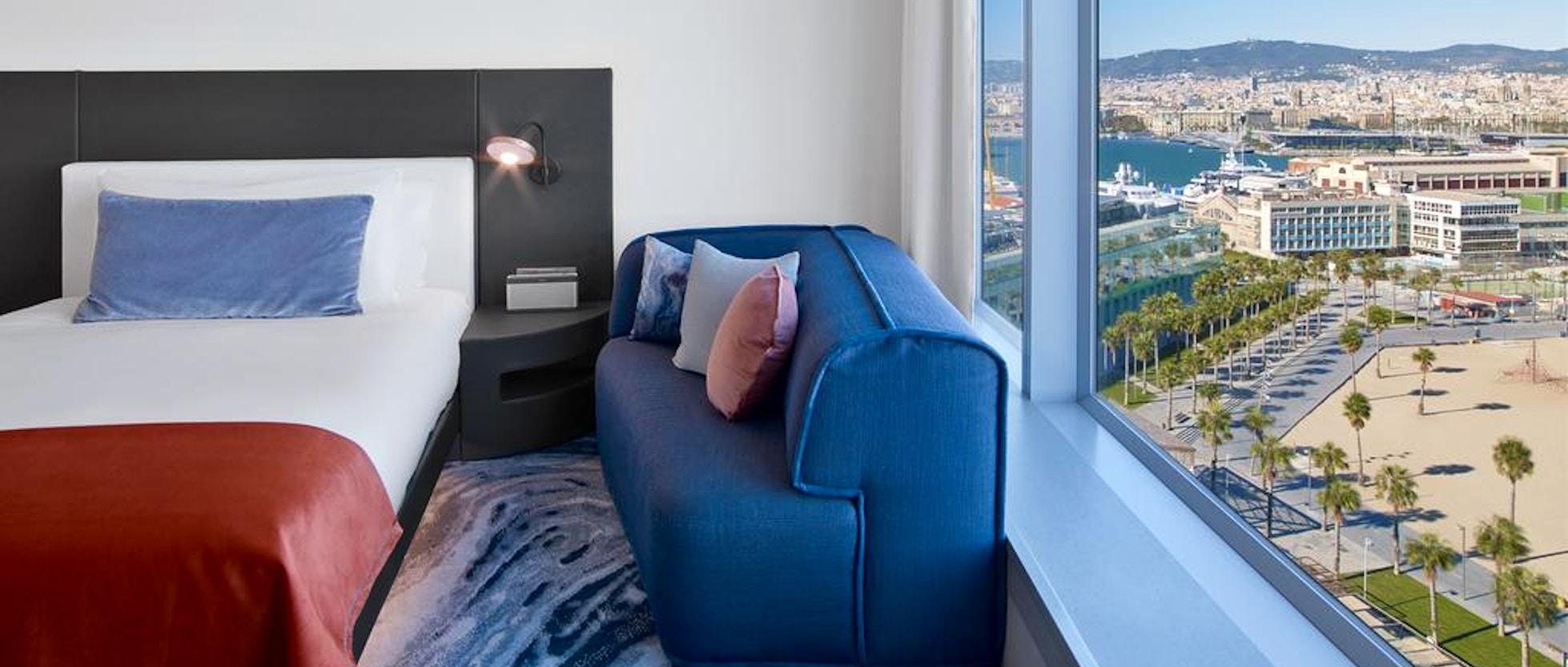 10 Hotel a Barcellona sul mare: Dormire a Fòrum e Barceloneta
