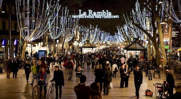 Albero Di Natale Yahoo.Guida Al Natale 2019 A Barcellona Eventi Vivi Barcellona