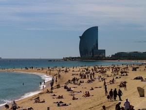 La Barceloneta spiaggia Jean Phi92 flickr
