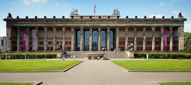 Prenota in anticipo il biglietto per l'Altes Museum e salta la coda all'ingresso
